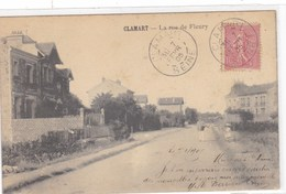 Hauts-de-Seine - Clamart - La Rue De Fleury - Clamart