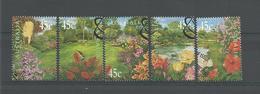 Australia 2000 Gardens Y.T. 1816A/1816E (0) - 2000-09 Elizabeth II