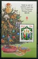 South Africa Mi# Block 49 Postfrisch/MNH - Christmas - Non Classés