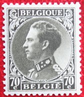 70c King Leopold III 1934 OBP 401 (Mi 393) POSTFRIS/ MNH **BELGIE BELGIUM - Unused Stamps