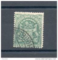 Afrique Du Sud. Compagnie Britanique. 10 - New Republic (1886-1887)
