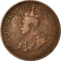 Monnaie, Australie, George V, Penny, 1911, TB+, Bronze, KM:23 - Monnaie Pré-décimale (1910-1965)