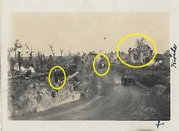 QUEANT  2 X Photo Allemande 1916/1918 - Croisilles