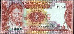 SWAZILAND - 1 Lilangeni Nd.(1974) UNC P.1 - Swaziland