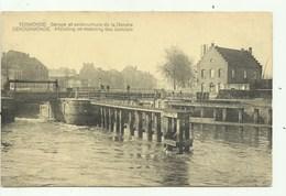 Termonde -Dendermonde - Barrage   ( 2 Scans) Niet Verzonden - Dendermonde