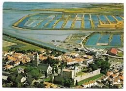 CPM 85 ILE DE NOIRMOUTIER Vue Aérienne - Noirmoutier