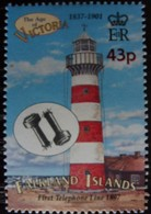 Phare Lighthouse Vuurtoren Leuchttürme Faro Fari FALKLAND 2001 NEUF** MNH - Faros