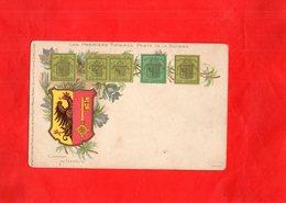 G2404 - Les Premiers Timbres Poste De La SUISSE - Canton De GENEVE - GE Geneva