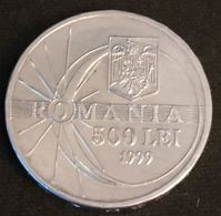 ROUMANIE - ROMANIA - 500 LEI 1999 - Eclipse Solaire - KM 146 - ECLIPSA TOTALA DE SOARE - Roumanie