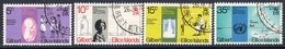 Gilbert & Ellice Islands QEII 1970 25th Anniversary Of UN Set Of 4, Used, SG 162/5 (BP2) - Gilbert- En Ellice-eilanden (...-1979)