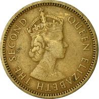Monnaie, British Honduras, Elizabeth II, 5 Cents, 1963, TTB, Nickel-brass, KM:31 - Honduras