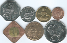 Kurdistan - Fantasy Issues - 25, 50, 100, 250, 500, 1000 & 2500 Dinars (KMX7-13) - Otros – Asia