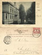 Nederland, LEEK, Huize Nienoord (1901) Ansichtkaart - Netherlands