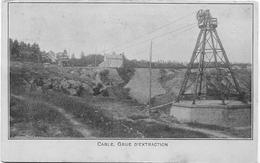 SPRIMONT : Carrière De Florzé - Cable Grue D'extraction - Sprimont