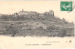 Le Lot Illustré - Loubressac - Salviac