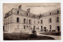 - CPA NUITS-SAINT-GEORGES (21) - Hôpital Militaire N° 33 - Edition C. Coron - - Nuits Saint Georges