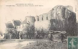 Thiers Canton Senlis Château - Otros Municipios