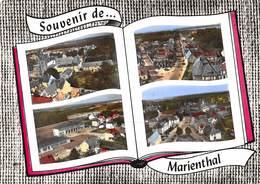 CPSM 67 SOUVENIR DE MARIENTHAL  Grand Format 15 X 10,5 Cm - Autres Communes