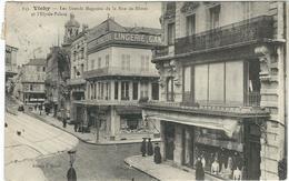 ALLIER : Vichy : Les Grands Magasins De La Rue De Nimes - Vichy