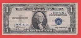 ETATS UNIS Billet  1 Dollar  1935  Pick 416a  VF+ - Billets De La Federal Reserve (1928-...)