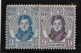 Irlande N°56/57 - Neuf ** Sans Charnière - B/TB - 1922-37 Stato Libero D'Irlanda