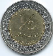 Libya - 1435 - 2014 - ½ Dinar - KM35 - Libia