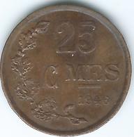 Luxembourg - Charlotte - 25 Centimes - 1946 - KM45 - Lussemburgo