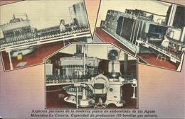 "- Agua Mineral "" La Cotorra "" , El Control De La Salud Desde 1905 , Tel. XO-1077 , Loma De La Cruz - Guanabacoa , Habana - Cartoline"