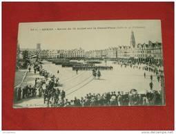 ARRAS -  Revue Du 14 Juillet Sur La Grand Place - Arras