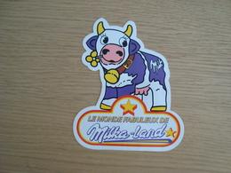 AUTOCOLLANT MILKA-LAND MILKA - Stickers