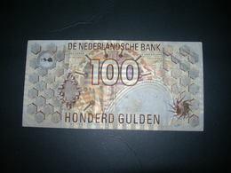 Netherlands 100 Gulden - [2] 1815-… : Kingdom Of The Netherlands