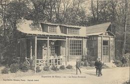 Exposition De NANCY - Le Palais Forestier - Nancy