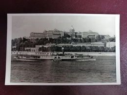 Budapest Királyi Vár - Ungarn