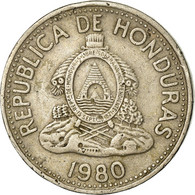 Monnaie, Honduras, 5 Centavos, 1980, TTB, Copper-nickel, KM:72.2 - Honduras