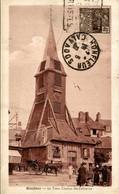 HONFLEUR L'EGLISE SAINTE CATHERINE - Honfleur