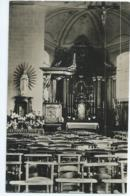 Leerbeek - Kerk Binnenzicht - Uitgever E.D.W. Kester - Gooik