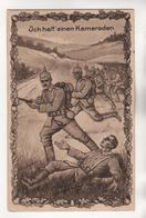 +3563, Weltkrieg 1914-18,  Feldpost - Guerre 1914-18