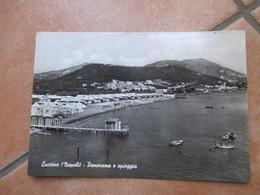 LUCRINO Napoli Panorama E Spiaggia  1965 - Napoli (Naples)