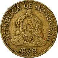 Monnaie, Honduras, 10 Centavos, 1976, TB+, Laiton, KM:76.1a - Honduras