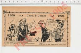 2 Scans Humour école élève Cancre Parapluie Le Bref (Pépin) Père De Charlemagne Médecine Pose De Sangsues 229ZB - Vieux Papiers