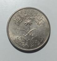 Arabia Saudita  10 Halala  KM 46 - Saudi Arabia