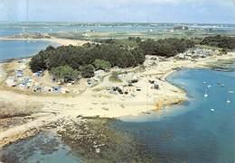 Saint Philibert          56     Vue Aérienne   Camping De La Pointe   10x15        (Voir Scan) - Andere Gemeenten