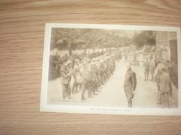 Gefangene Italiener In Villach - Weltkrieg 1914-18