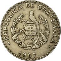 Monnaie, Guatemala, 25 Centavos, 1967, TTB, Copper-nickel, KM:269 - Guatemala