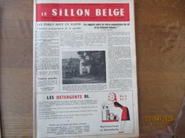LE SILLON BELGE DU 9 JUILLET 1955 AU CONCOURS DE SOIGNIES,LUTTE CONTRE LA TUBERCULOSE BOVINE,LE MARECHAL-FERRAND,St MICH - Animals