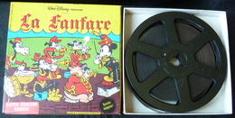 La Fanfare - Walt Disney - Super 8 Sonore - Pellicole Cinematografiche: 35mm-16mm-9,5+8+S8mm