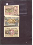 3 NOTGELD DER GEMEINDE KONCZYCE KUNZENDORF - TB - [11] Local Banknote Issues