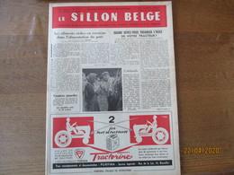 LE SILLON BELGE DU 16 JUILLET 1955 LES GROS TAUREAUX AU CONCOURS DE SOIGNIES,GITANE DE VALEMPREZ POULICHE DE M.DEKIMPE D - Other