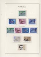 Portugal    .    Page Avec Timbres   .        **     .       Neuf SANS Charnière  .   /   .   MNH - 1910-... République