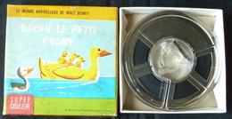 Kikou Le Petit Cygne - Walt Disney -  8 - Filmspullen: 35mm - 16mm - 9,5+8+S8mm